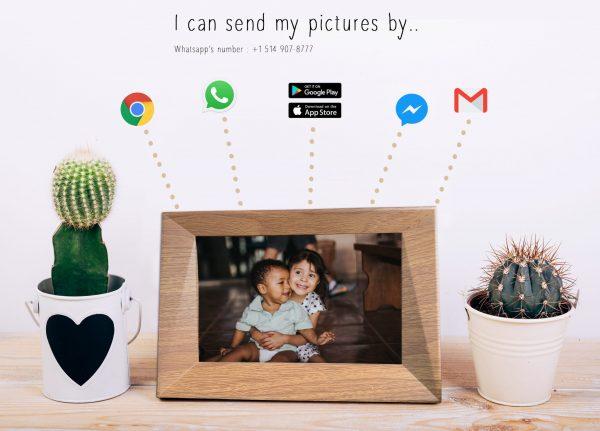 Cadre Familink 3G